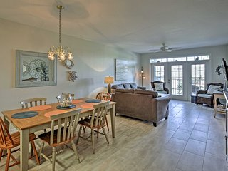 Newly Updated St. Augustine Condo w/ Beach Access!