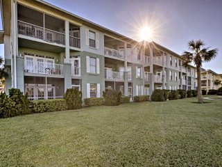 This condo is part of the Seaside at Anastasia gated community.