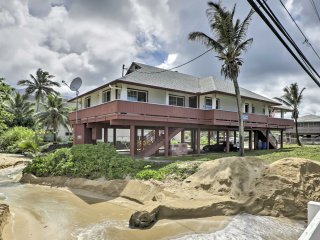 Modern Hauula Seaside Haven on East Oahu Shores!
