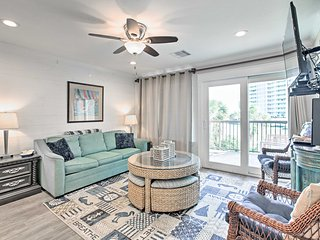 NEW! Beachfront 3BR Galveston Condo w/Resort Pools