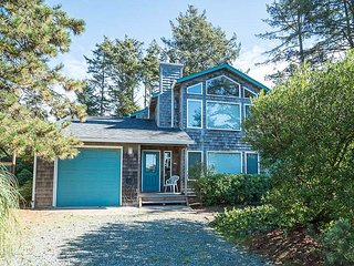 Great Location, Incredible Amenities and Ocean Views from this Manzanita Home