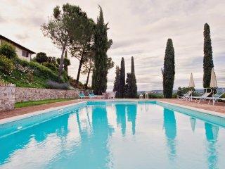 9 bedroom Villa in San Gimignano, Tuscany, Italy : ref 5227044