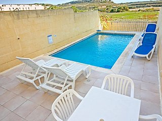 Villambrose (Gozo) - Villa With WIFI, Private Pool, BBQ ~ Tranquility guaranteed