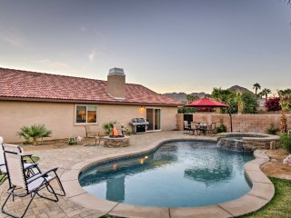 Luxurious La Quinta Home w/Pristine Pool & Spa!