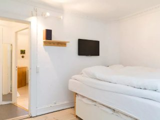 Central, Fully equipped & bright Apartment. Near Christiania and Shops