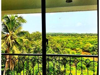 Sua Casa - Rooster de Goa - Scenic View - Pool