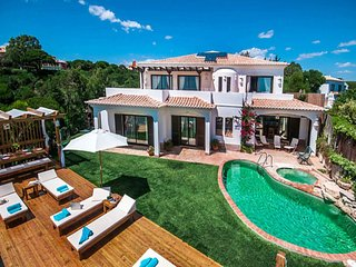 Villa Edmundo - a lovely villa on the Algarve with pool