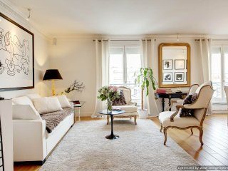 Apartment Colbert One bedroom apartment to let Paris, Paris vacation rental