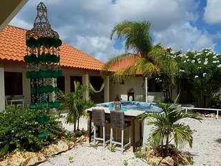 Hammock Studios on Bonaire; great location!