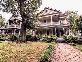 Victorian Stay 3 Blocks to Beltine & Ponce City