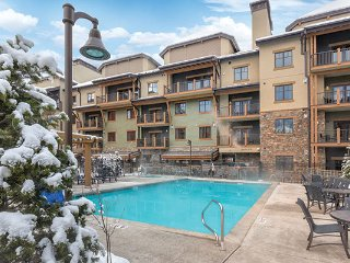 Stunning 2 Bedroom Deluxe at Wyndham Park City, Utah