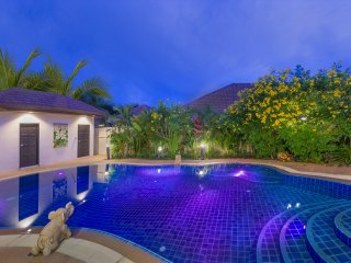 Baan Leelawadee Luxury Villa with private pool in Pattaya