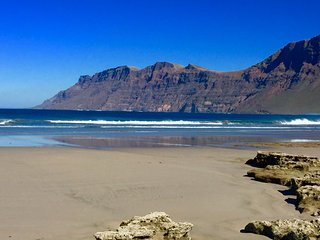 Beach Surf & fun,Famara