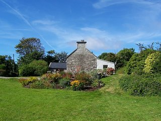 Original Irish Stone Cottage set in 2 acres