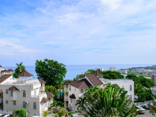 Nice View Sky Castles Ocho Rios Jamaica Studio Apartment with Wi-Fi