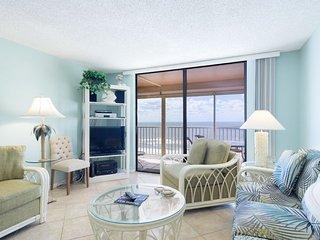 Sand Castle II Beachfront Premium Condo # 704
