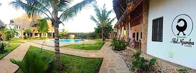 Gran casa y piscina