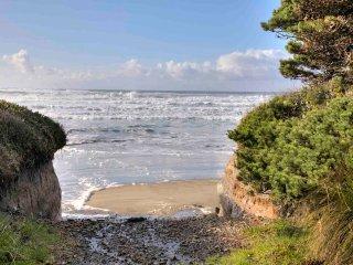Beach Access for The Zen House.