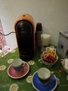 Macchina del caffè per un ottimo risveglio