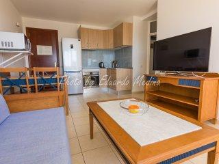 Apartamento con vistas al mar y genial localizacion