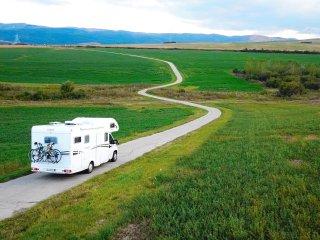Nomad Caravan - Motorhome hire