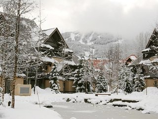 Suite With Full Kitchen + Gas Fireplace | 5 Minutes from Whistler Village