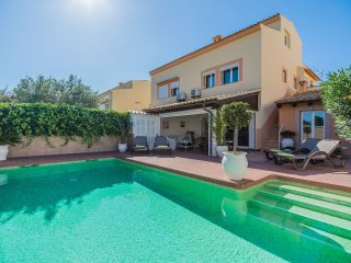 3 bedroom Chalet in Alcúdia, Balearic Islands, Spain : ref 5313065
