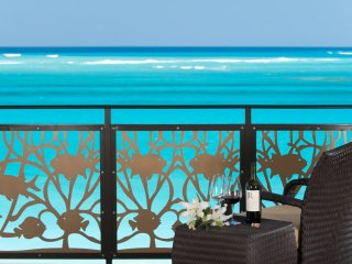 BIANCA SANDS on Grace Bay 2 Bedroom Oceanfront Suite
