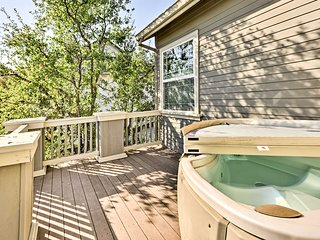 NEW! 3BR Angels Camp House w/ Private Hot Tub!