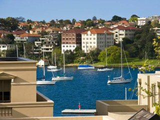 Water Views 2 Bed Kirribilli Apt WIFI