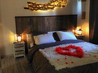 Cottage chic & romantique pour couple