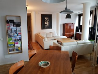 Amazing spacious apartment