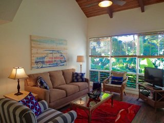 Tranquil Cottage In Tropical Garden Oasis, Close To Sunny South Shore Beaches