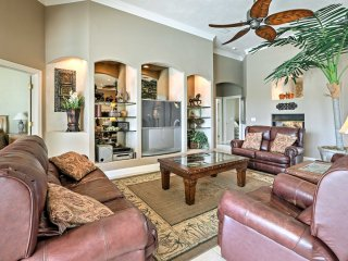 Step inside the home to find luxurious amenities, tasteful decor and comfortable furnishings.