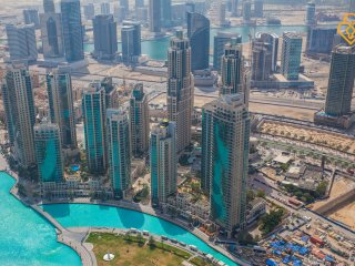 Downtown Dubai Burj Residences Villas 19  3 bed