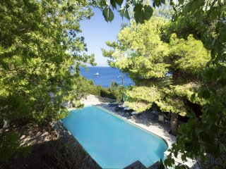 Villa Violetta at Antipaxos with amazing view to Paxos!
