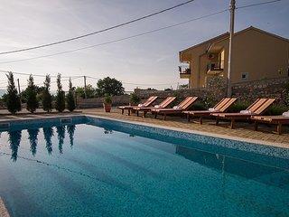 Beautiful five star villa in Krk