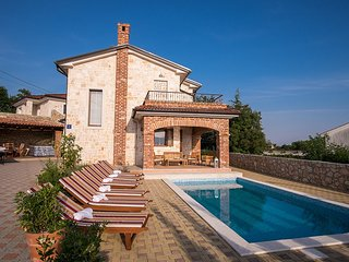 Beautiful five star villa in Krk