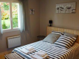 Jolie chambre dans endroit calme et verdoyant