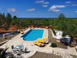 Trullo Fantastico: hidden gem with private pool