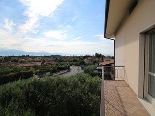 Appartamento San Felice vista lago