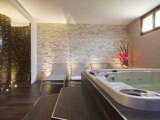 Wellness apartment luxury