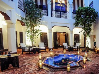Villa with 6 bedrooms in Marrakesh, with private pool and WiFi