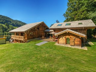 Chalet luxe THE ONE avec piscine Morzine