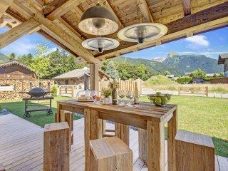 Chalet luxe RESSOURCE avec Sauna & Jacuzzi Morzine