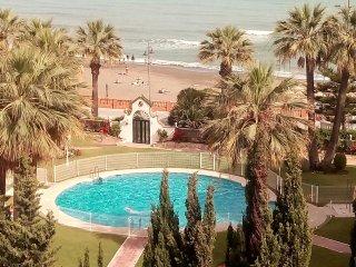 Apartamento en Costa del sol Benalmadena frente a playa