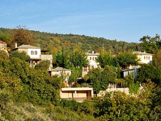 PELION HOMES | Villa Iris A rustic, chic villa in the mountains