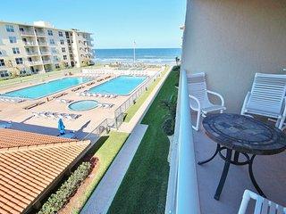 Sea Coast Gardens III 312, Oceanfront Comfort!