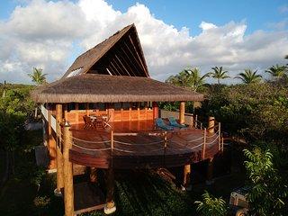 Exlusive Beach Side Eco-luxury Villa