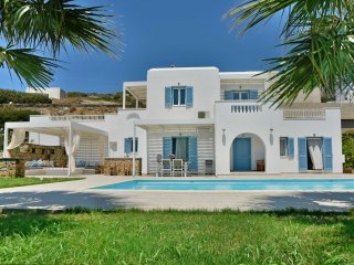 Beautiful villa Eden with pool and fantastic view, near gorgeous beaches
